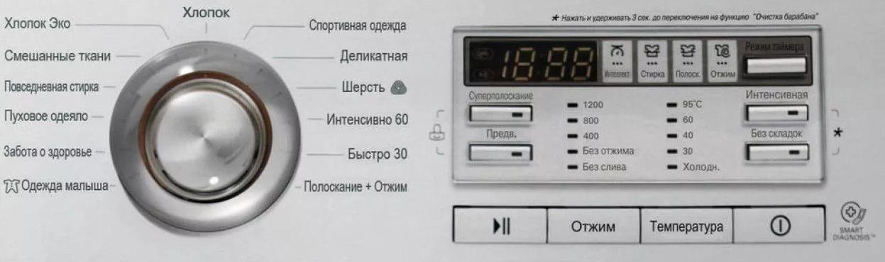 Пералня LG E10B8ND