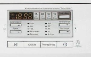 LG F10B8SD0 lavato