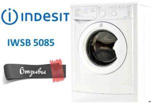 Vélemények az Indesit IWSB 5085 mosógépről