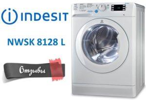 Vélemények a mosógépről Indesit NWSK 8128 L
