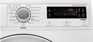 Electrolux EWS 1277 FDW kezelőpanel