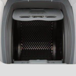 Electrolux EWT 1066 EDW отворен барабан