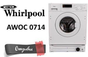 vélemények a Whirlpool AWOC 0714-ről