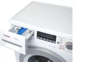 Bosch WLG 2426 WOE porgyűjtő