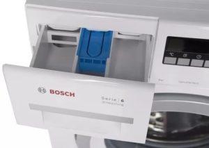 Bosch WLK2026EOE прахоуловител