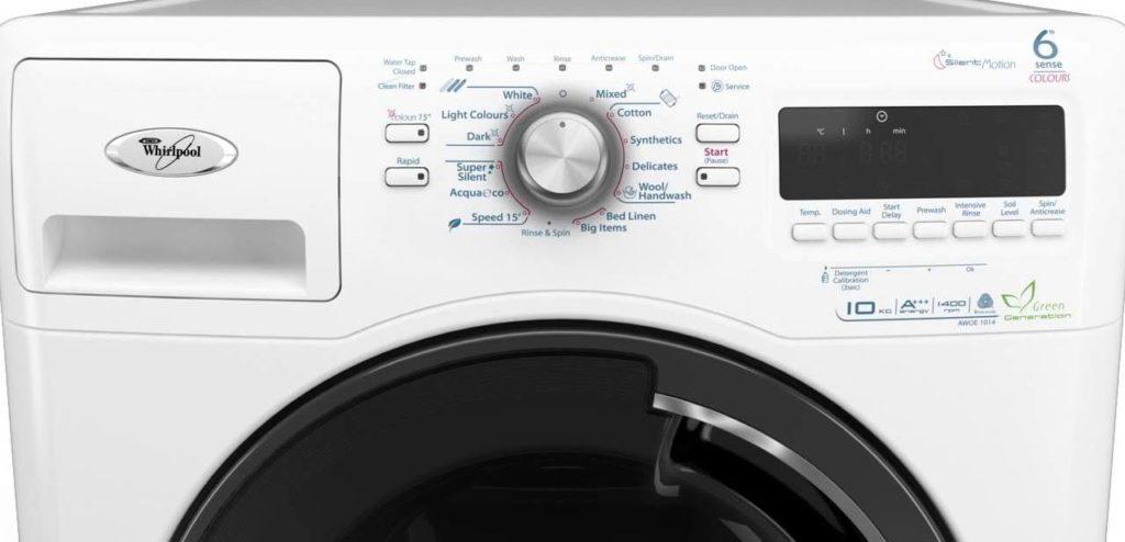 A Whirlpool AWS 63213 ismertető