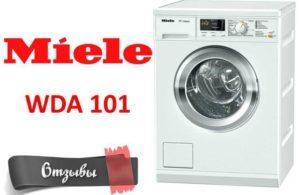 Vélemények a Miele WDA 101 mosógépről