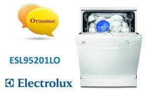 мнения за Electrolux ESL95201LO