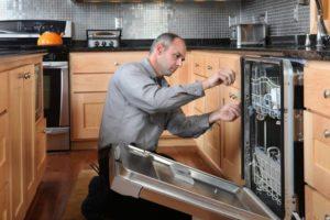 Az Electrolux mosogatógép önálló telepítése