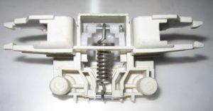 заключване на съдомиялна машина