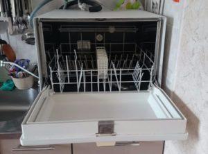 כיצד לחבר מדיח כלים לשולחן העבודה