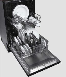 mesin basuh pinggan mangkuk Lex