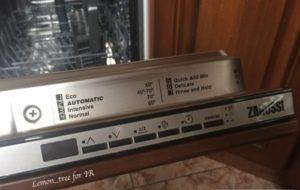 Zanussi ZDV91500FA