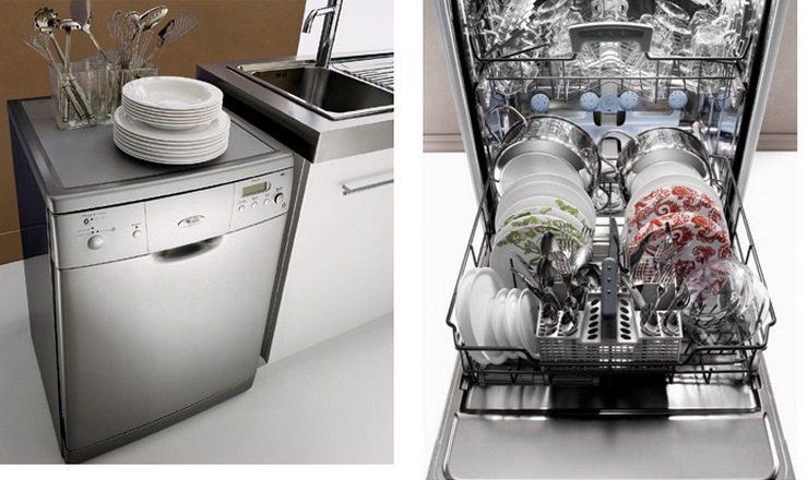 Преглед на автономните миялни машини на Bosch 45 cm