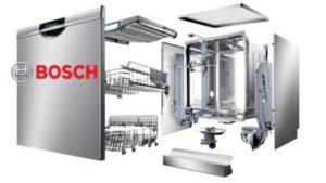Alat ganti untuk mesin pencuci pinggan Bosch