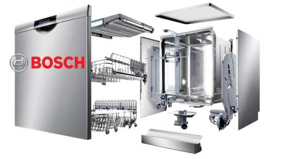 Резервни части за съдомиялни машини Bosch