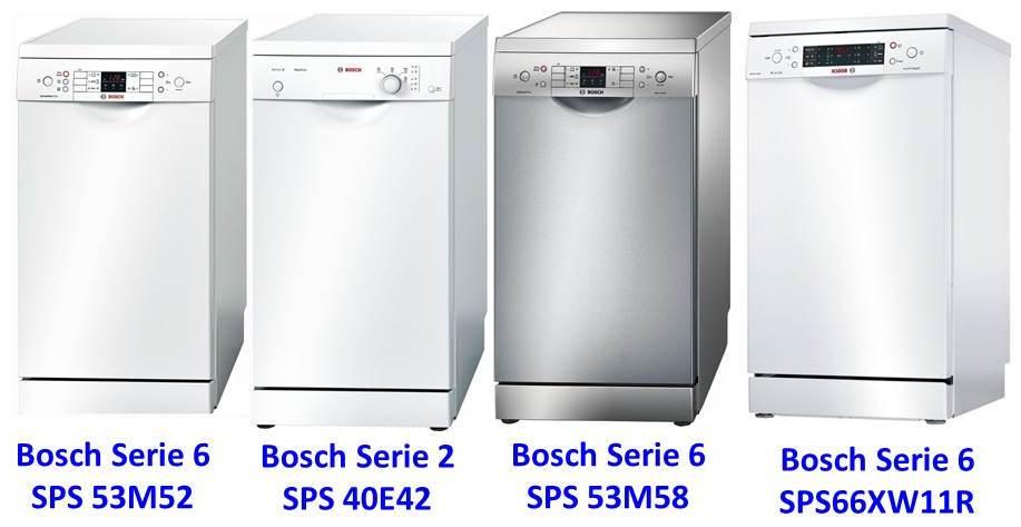 съдомиялни Bosch 45