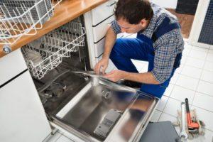 Как да премахнете съдомиялната машина от интегрираната кухня