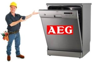 ремонт на съдомиялна AEG