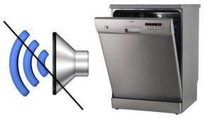 Hogyan kapcsolható ki a mosogatógép hangja?