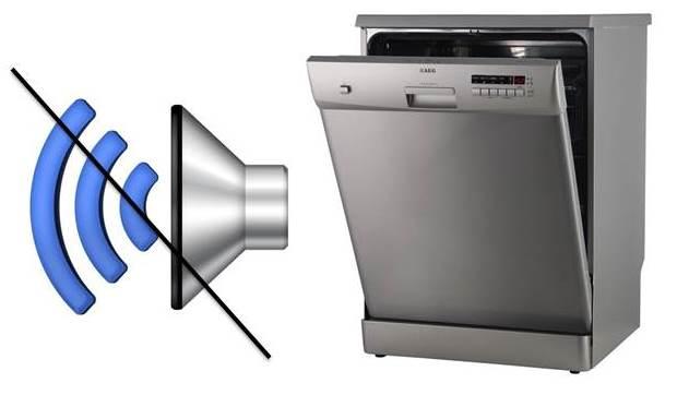 Как да изключите звука на съдомиялна машина
