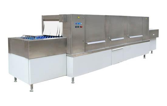 Преглед на съдомиялната машина MMU 2000