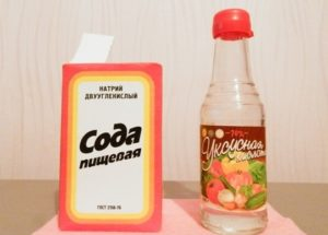 Как да почистите съдомиялна с оцет и сода