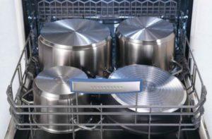Hogyan lehet mosni egy edényt a mosogatógépben