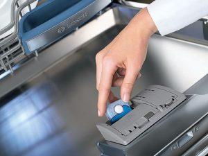 Mi a mosogatógépben az 3 az 1-ben funkció?