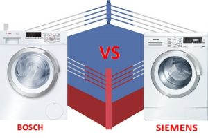 Koja je perilica rublja bolja od Boscha ili Siemensa