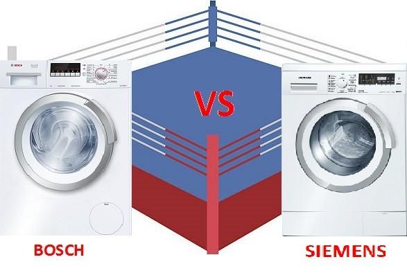 Коя пералня е по-добра от Bosch или Siemens