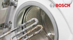 SM Bosch не загрява вода