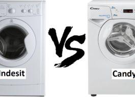 Коя пералня е по-добра от Indesit или Candy