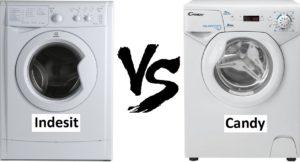 Коя пералня е по-добра от Indesit или Kandy
