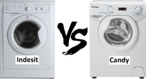 Mesin basuh yang lebih baik daripada Indesit atau Candy