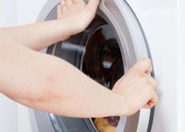 Вратата не се отваря след измиване в пералнята на LG