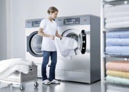 Преглед на професионална перална машина на LG