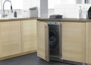 Gambaran Keseluruhan LG Washing Embedded