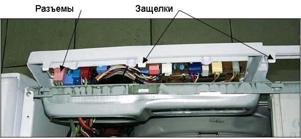 Канди контролен панел