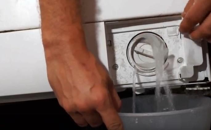 מסננים את מכונת הכביסה לבטיחות