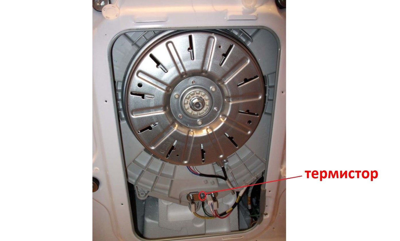 termistor di SM LG