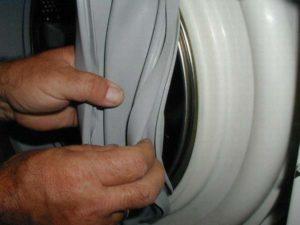 Hogyan cserélje ki a mandzsettát az Ariston mosógépen