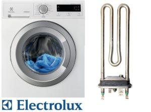 Как да сменим нагревателя в пералнята Electrolux