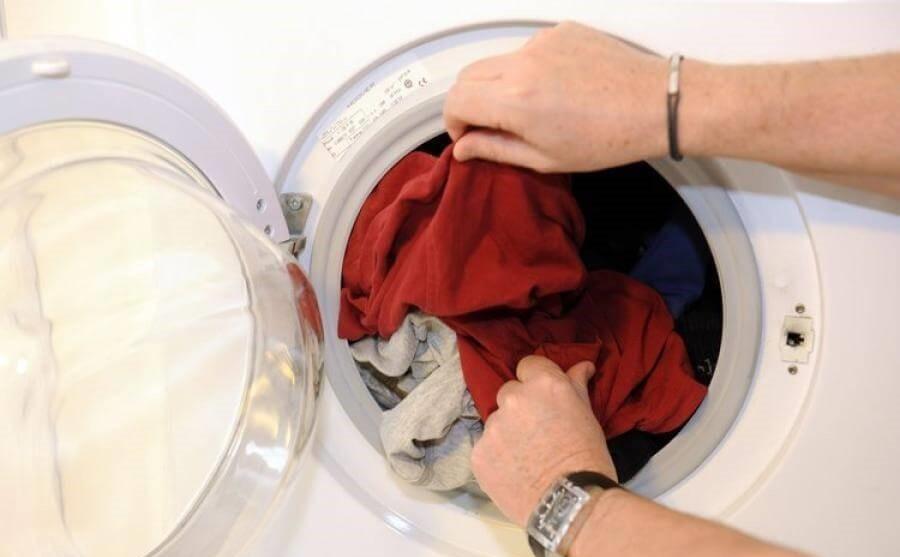 שמנו את הכביסה בתוף נכון