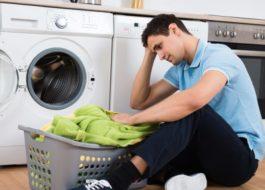 Пералнята Ariston не се навива