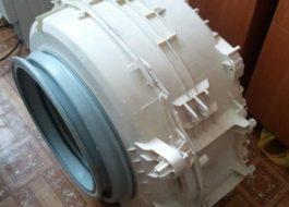 הסרת תוף של מכונת כביסה אינדיסיט