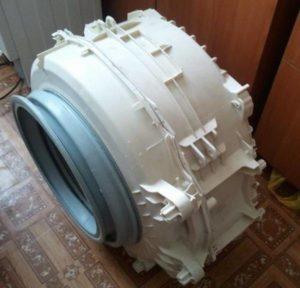 премахване на барабана на CM Indesit