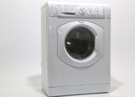 Тесни перални машини Ariston