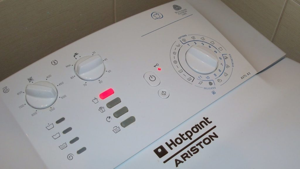 Hotpoint-Ariston AVTL 83