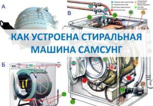 איך מכונת הכביסה של סמסונג
